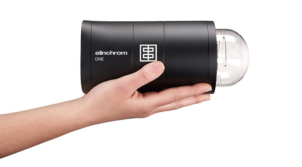 Bateriový kompaktní blesk Elinchrom ONE Off flash