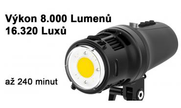 LED světlo bateriové